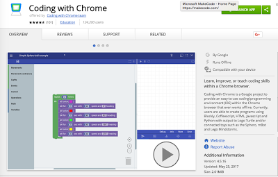 Coding with Crome
