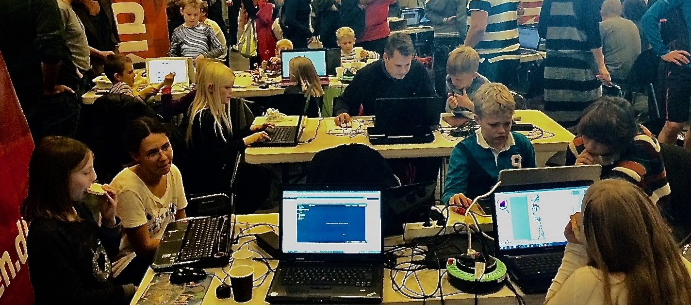 Lærervejledning til The Hour of Code